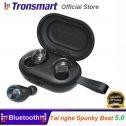 Tai nghe Bluetooth không dây 5.0 chống nước IPX5 tích hợp công nghệ hủy tiếng ồn cao cấp Tronsmart Spunky...