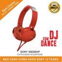 Tai nghe chụp tai Sony Extra Bass XB550AP - Hãng Phân Phối Chính Thức