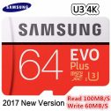Thẻ nhớ MicroSDXC Samsung EVO Plus 64GB 100MB/s (New 2017)