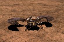 Tàu thăm dò InSight của NASA đã hạ cánh thành công xuống Sao Hoả
