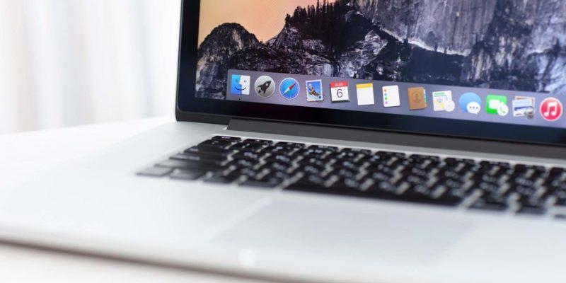 Chi tiết cách sử dụng Trackpad hiệu quả trên Macbook