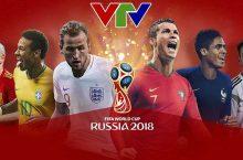 Chi tiết lịch phát sóng World Cup 2018 với 64 trận đấu trên VTV