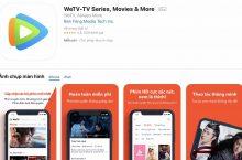 Cách đăng ký tài khoản và sử dụng WeTV trên điện thoại