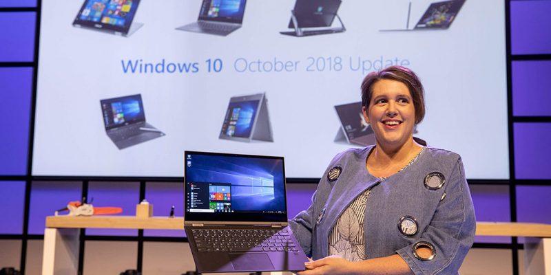 Microsoft ra mắt phiên bản Windows 10 mới nhất – Build 17754